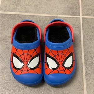 Spider-Man Crocs